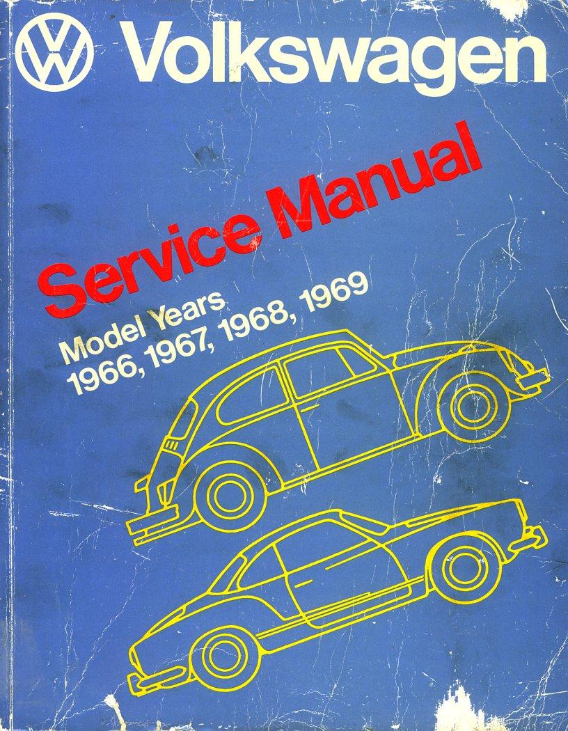 Vw Maintenance Manual - Online User Manual •