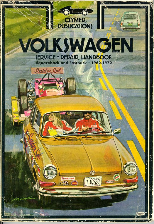 TheSamba    VW Archives  Type 3 Books