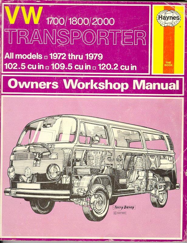 TheSamba.com :: VW Archives - Type 2 Books