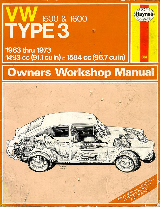 TheSamba    VW Archives  Type 3 Books