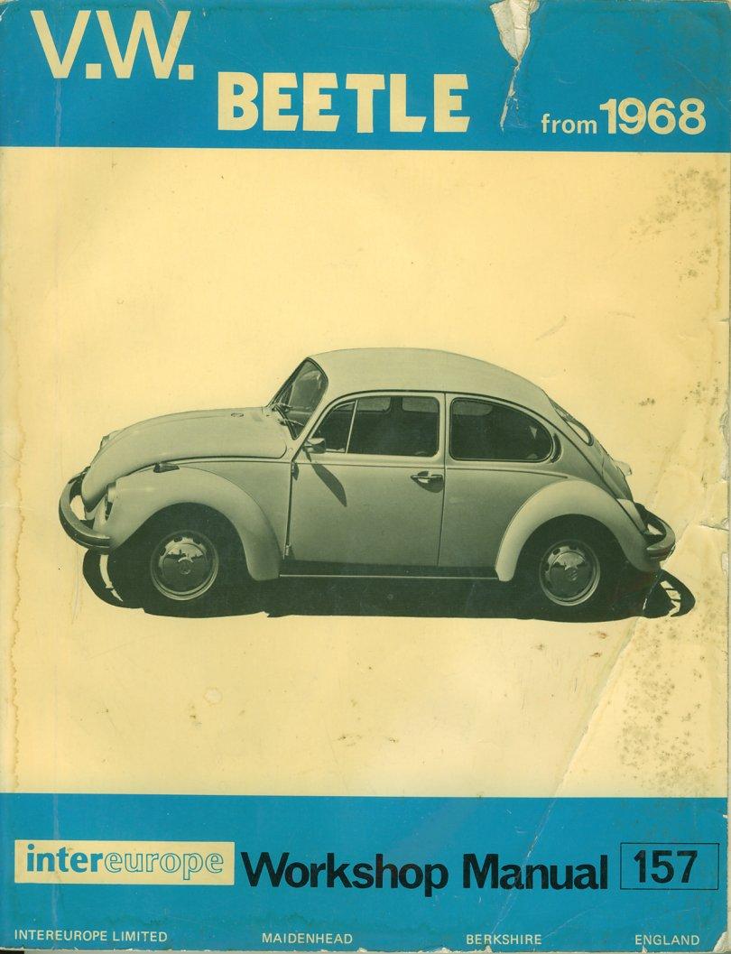 TheSamba.com :: VW Archives - Karmann Ghia Books