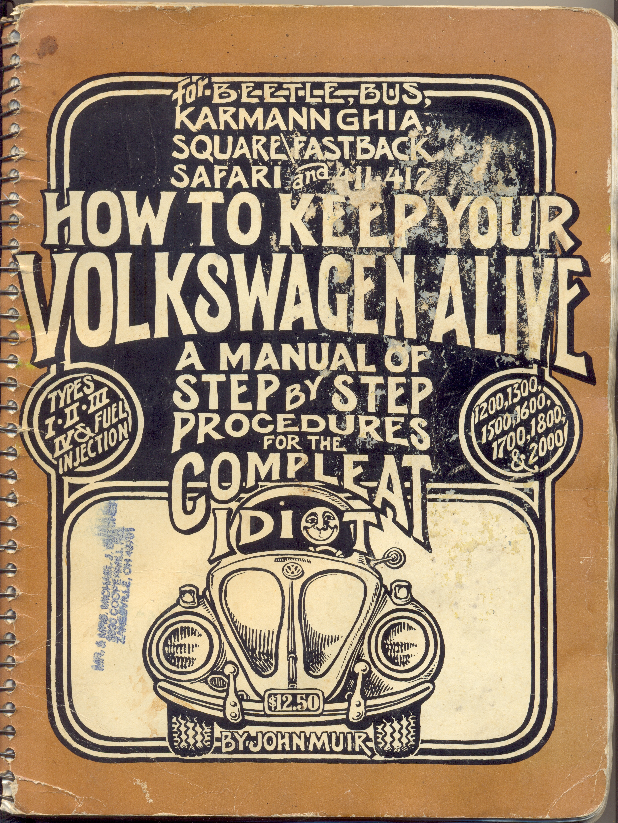 TheSamba.com :: VW Archives - General VW Books
