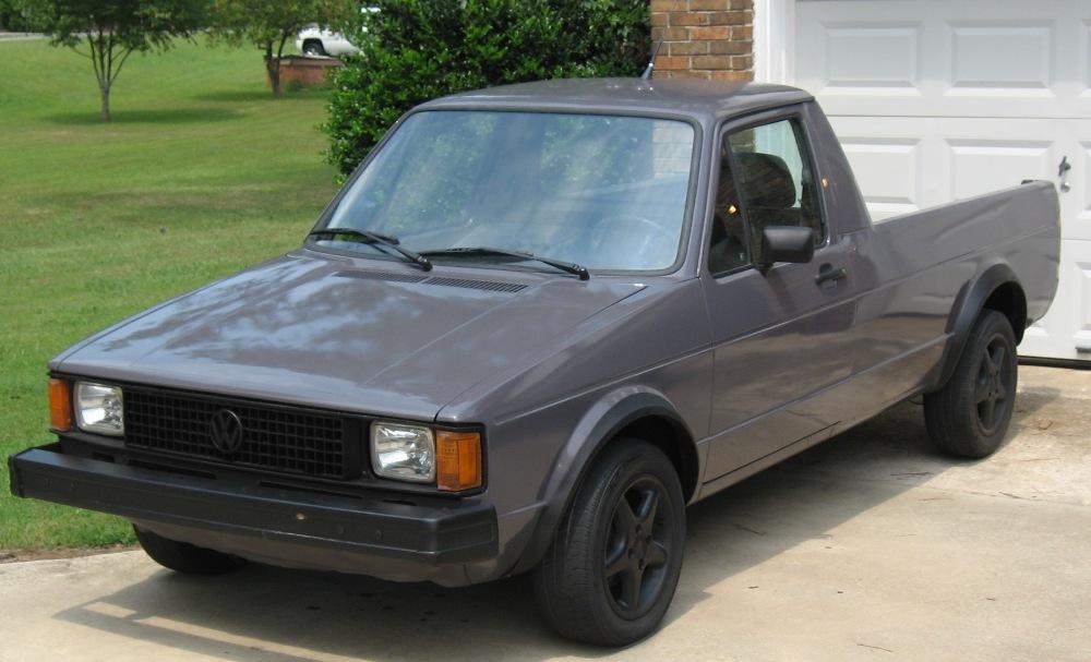 1982 Volkswagen Rabbit Convertible 1982 Volkswagen Vw
