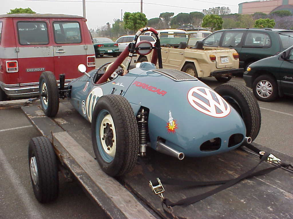 Formula Vee Race Cars For Sale