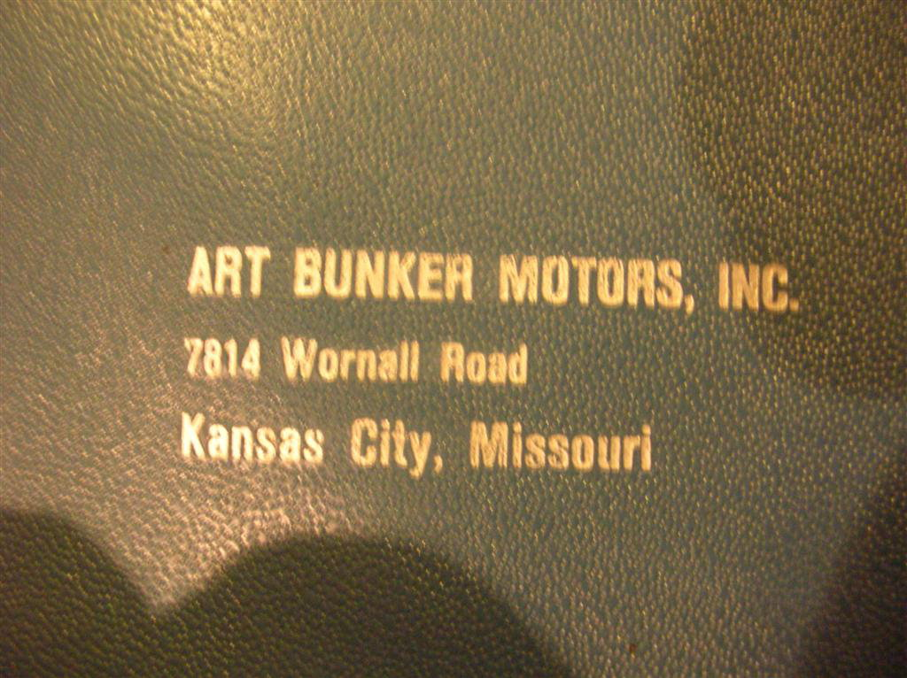 Thesamba Com Art Bunker Motors Inc Kansas City