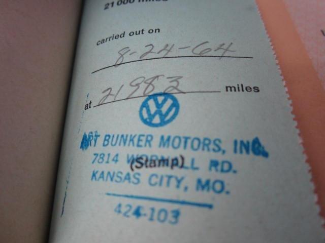 Thesamba Com Art Bunker Motors Inc Kansas City