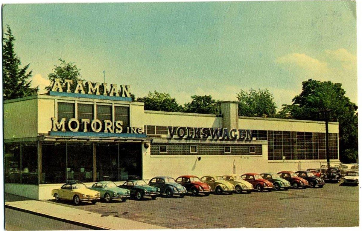 Thesamba Com Atamian Motors Inc Worcester