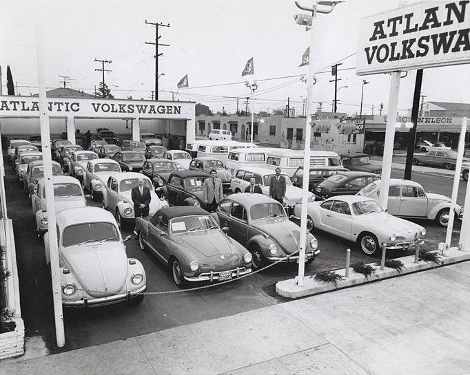 thesambacom atlantic volkswagen  east los angeles california