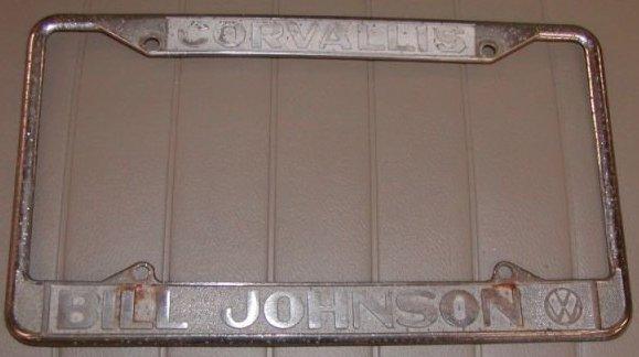 Thesamba Com Bill Johnson Volkswagen Corvallis Oregon
