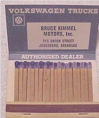 Thesamba Com Bruce Kimmel Motors Inc Jonesboro