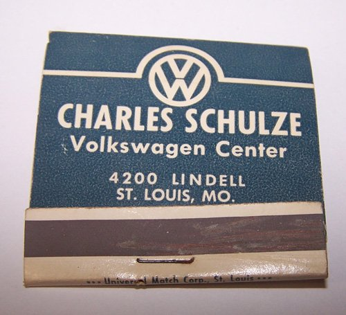 Thesamba Com Charles Schulze Motor Co Inc St Louis Missouri