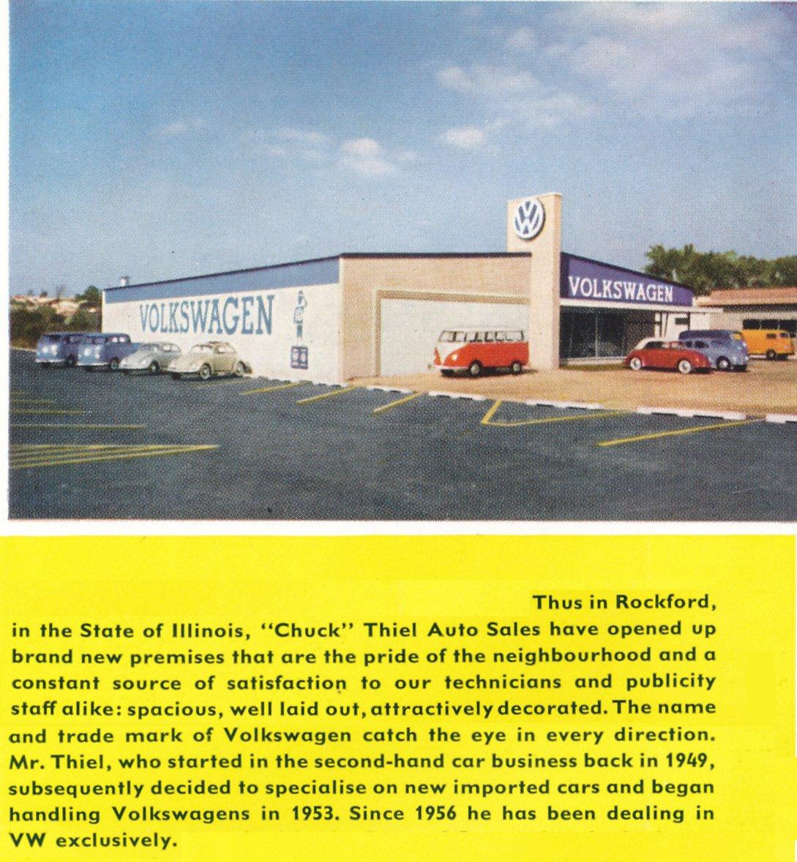 TheSamba.com :: Chuck Thiel Auto Sales - Rockford Illinois