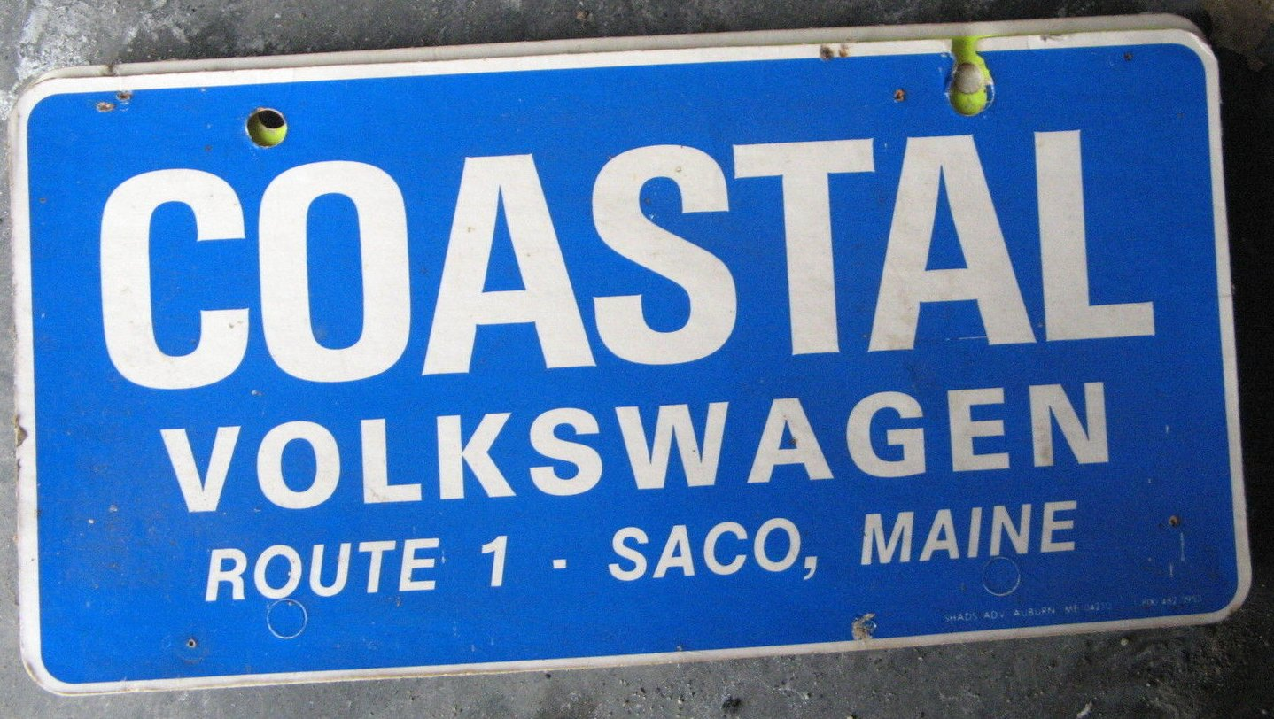 Thesamba Com Coastal Volkswagen Inc Saco Maine