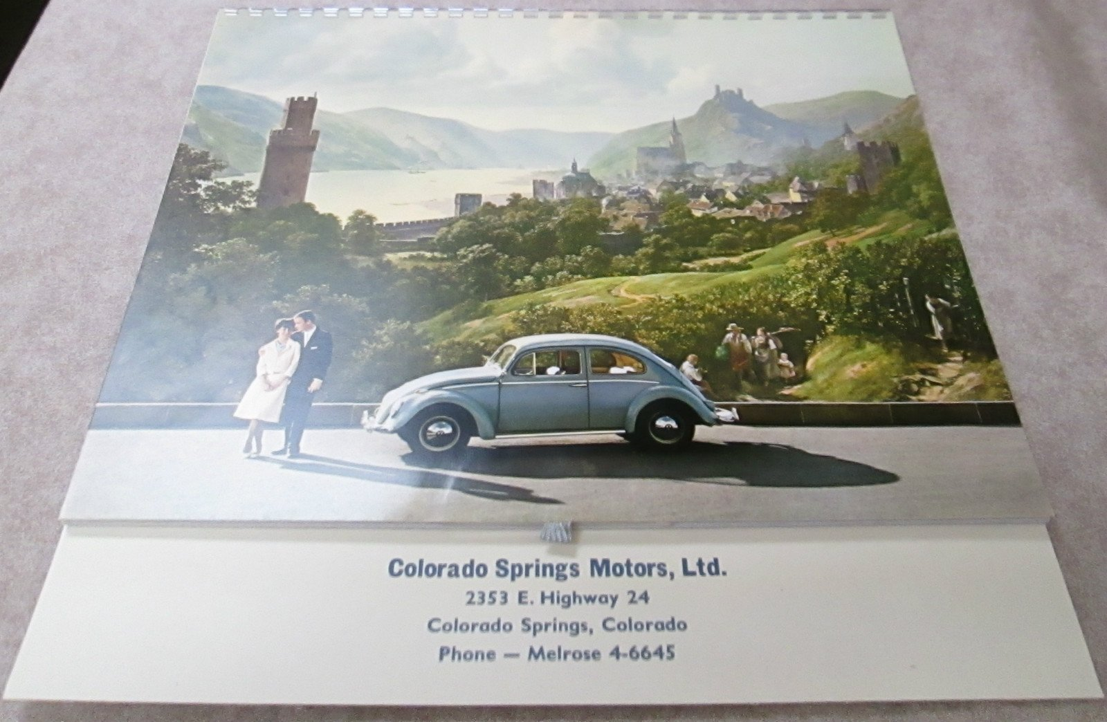 Thesamba Com Colorado Springs Motors Colorado Springs