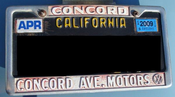 Concord Avenue Motors Co Concord