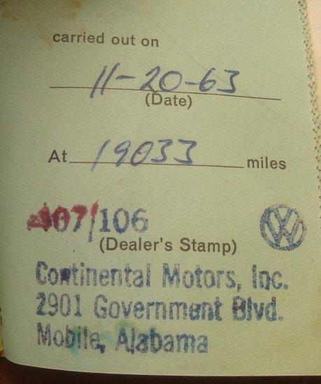 TheSamba.com :: Continental Motors, Inc.