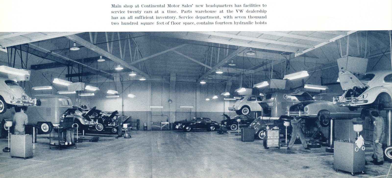 Continental Motor Sales Inglewood