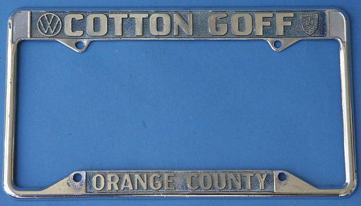 Thesamba Com Cotton Goff Newport Beach California