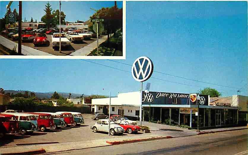 Thesamba Com Dave Rasmussen Volkswagen San Mateo