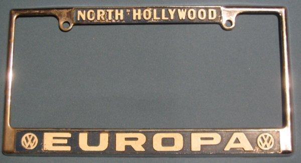 Europa Motor Car Co North Hollywood