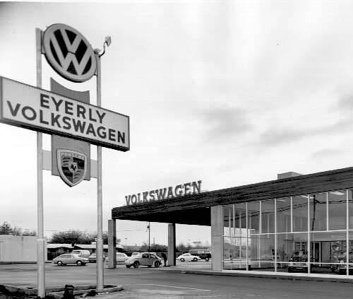 Vw Of Salem >> TheSamba.com :: Eyerly Volkswagen - Salem, Oregon
