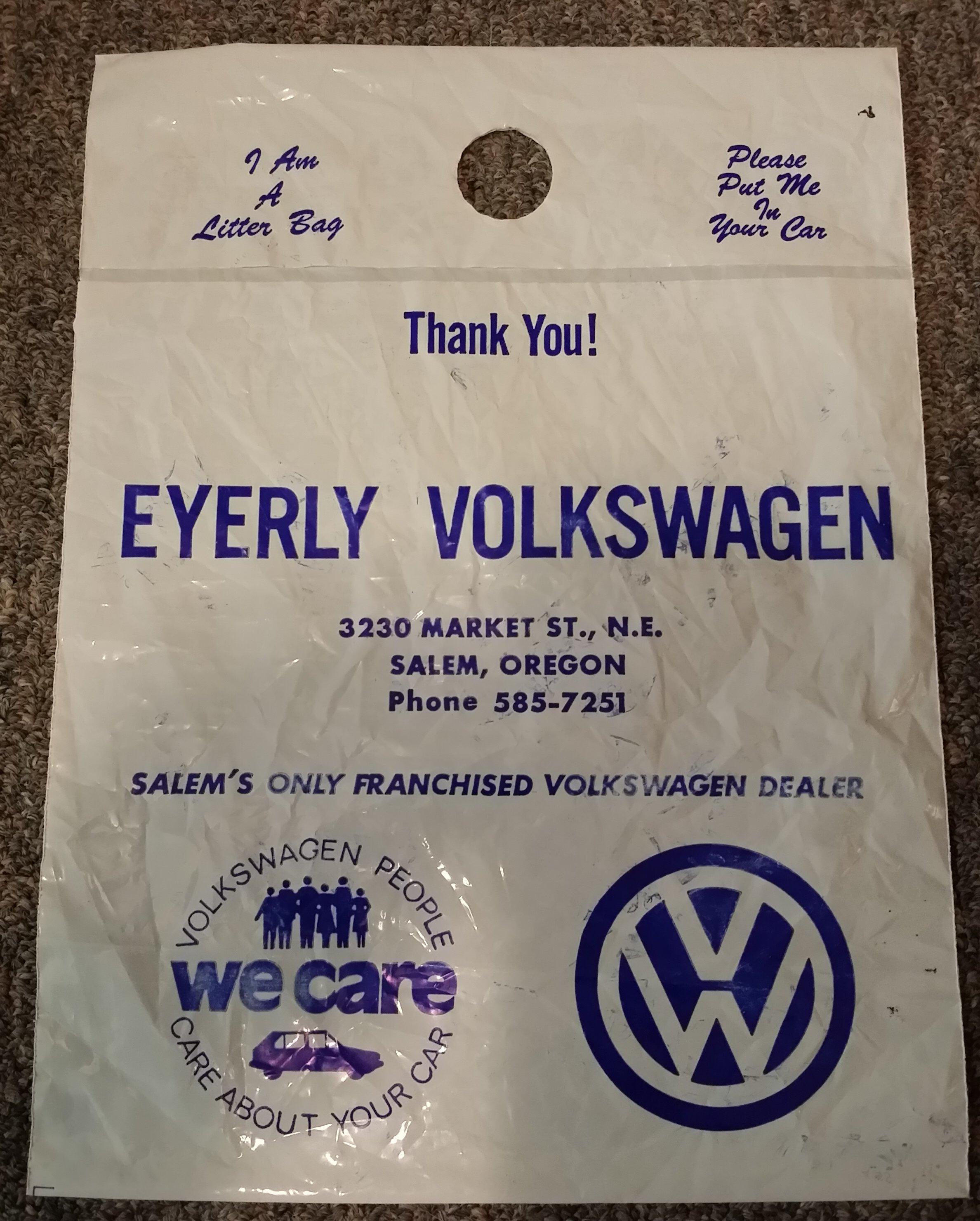 Thesamba Com Eyerly Volkswagen Salem Oregon