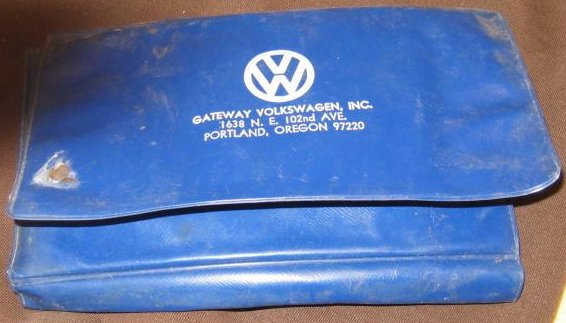 Thesamba Com Gateway Volkswagen Inc Portland Oregon