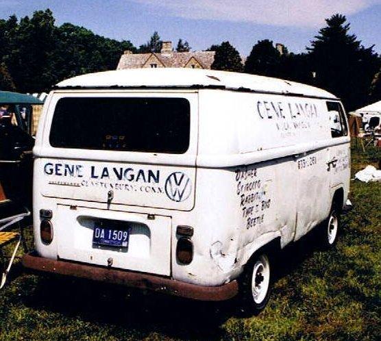 Volkswagen Glastonbury Thesamba Com Gene Langan