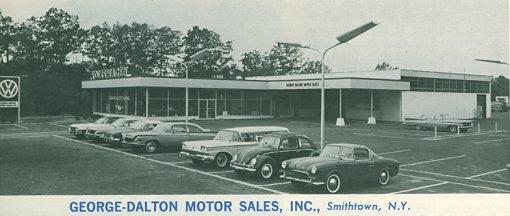 thesambacom george dalton motor sales smithtown  york