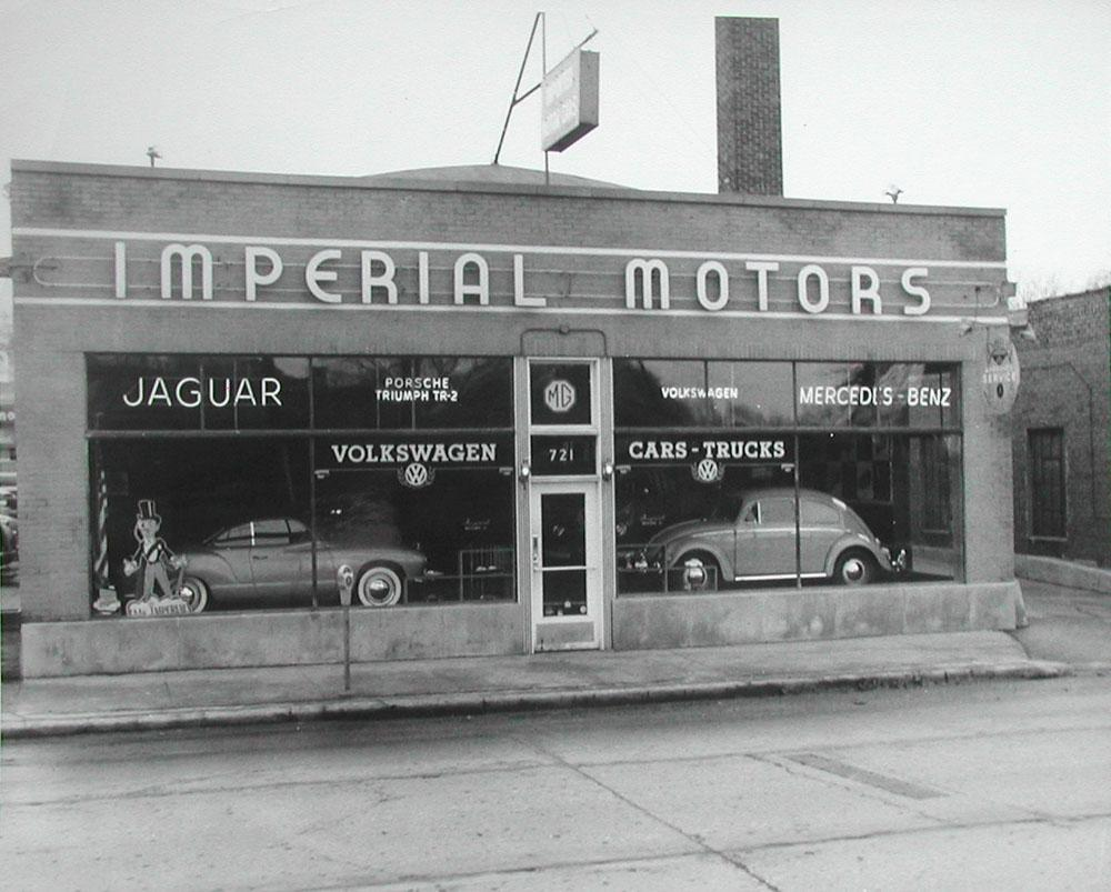 Thesamba Com Imperial Motors Wilmette Illinois