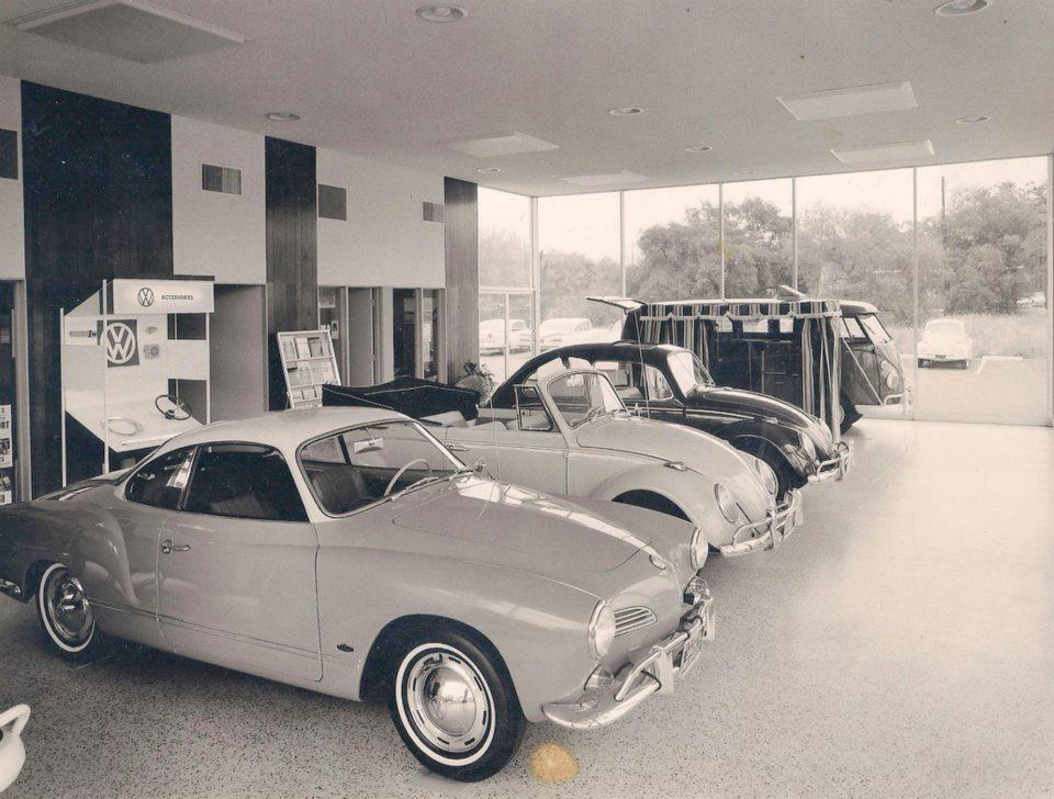 TheSamba.com :: Jack Meaney Motors - Thousand Oaks California