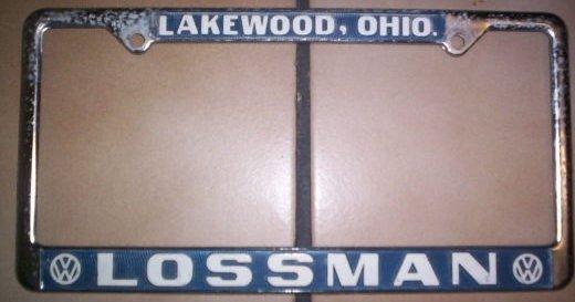 Thesamba Com Lossman Motors Lakewoodohio