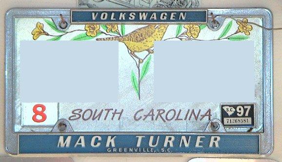 Thesamba Com Mack Turner Volkswagen Greenville South