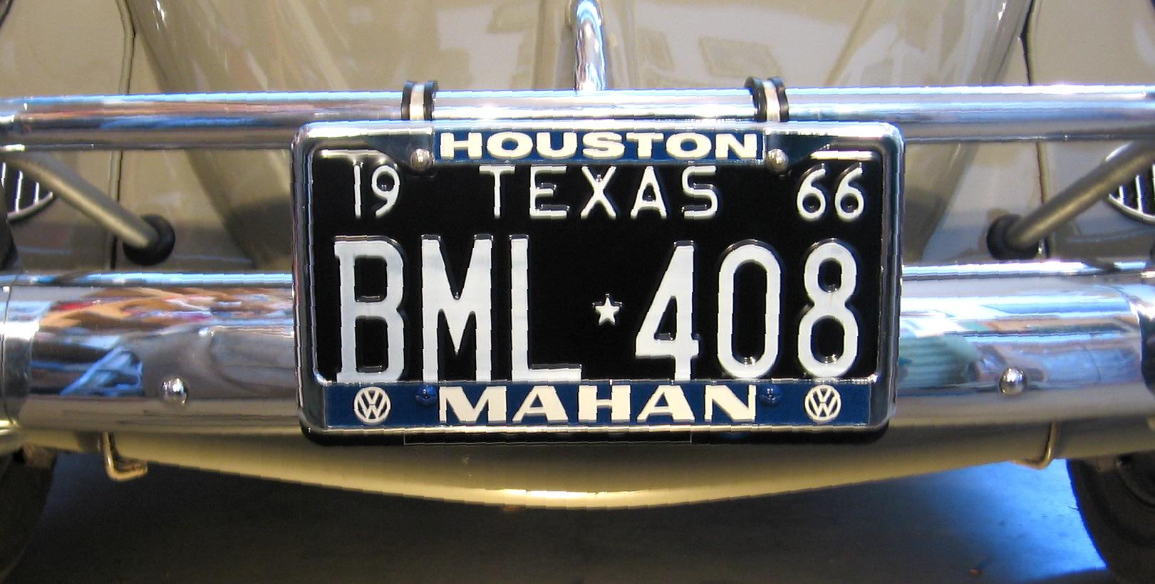 Thesamba Com Mahan Volkswagen Inc Houston Texas