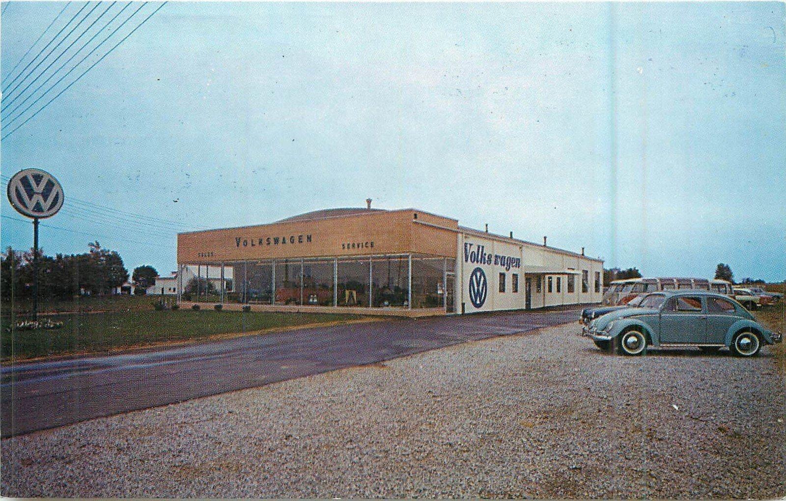 Thesamba Com Mansfield Motors Mansfield Ohio