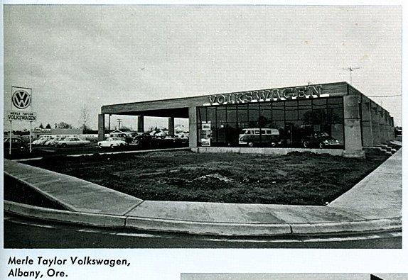 Thesamba Com Merle Taylor Volkswagen Albany Oregon