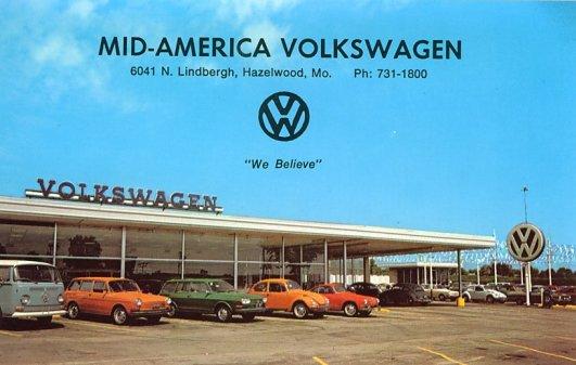 Mid America Motors Hazelwood Missouri