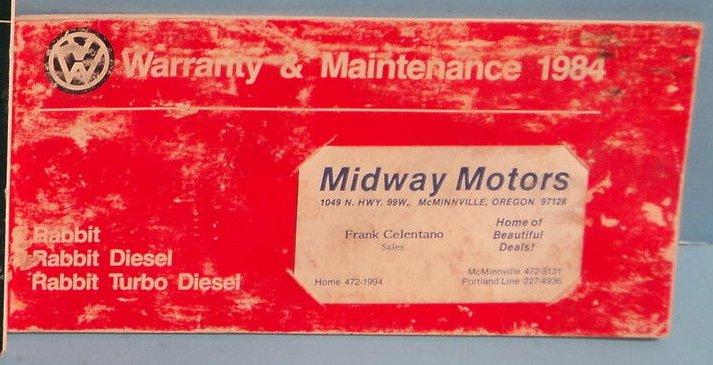 Thesamba Com Midway Motors Mcminnville Oregon