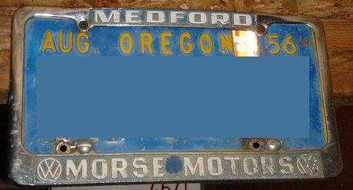 Thesamba Com Morse Motors Medford Oregon