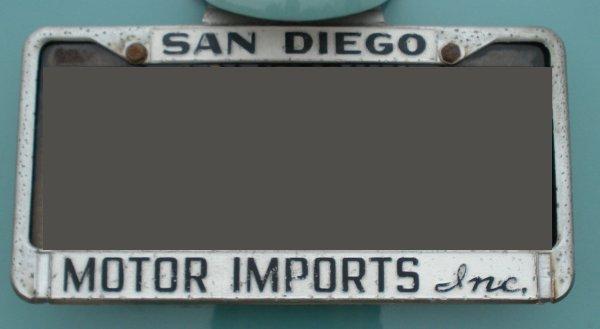 Thesamba Com San Diego Motor Imports San Diego California