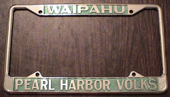 Thesamba Com Pearl Harbor Volkswagen Waipahu Hawaii