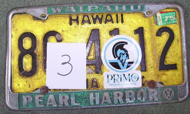 Thesamba Com Pearl Harbor Volkswagen Waipahu Hawaii