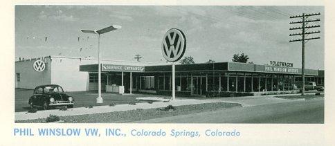 Thesamba Com Phil Winslow Vw Colorado Springs Colorado