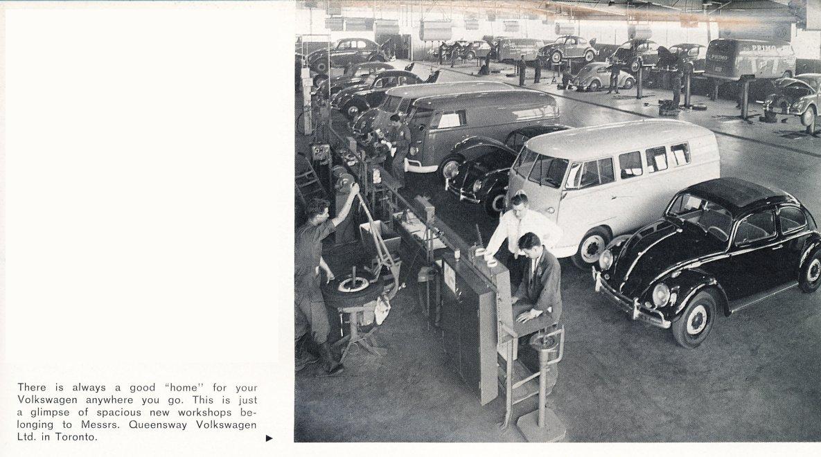 TheSamba.com :: Queensway Volkswagen - Toronto, Ontario
