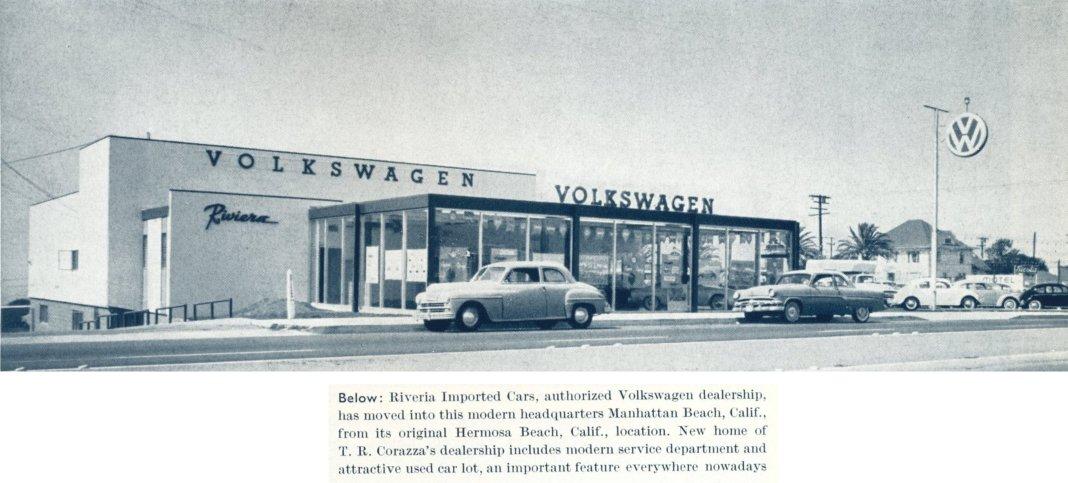 Thesamba Com Riviera Imported Cars Manhattan Beach