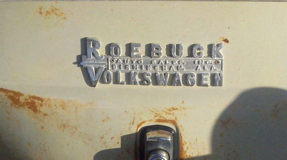 Thesamba Com Roebuck Auto Sales Inc Birmingham Alabama