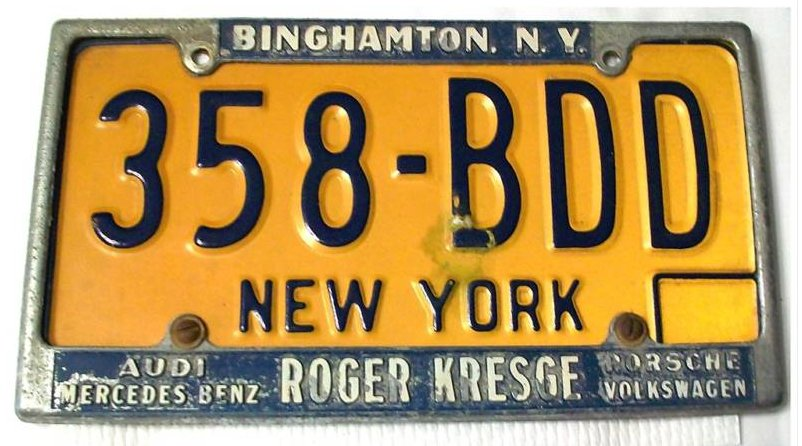 Thesamba Com Roger Kresge Inc Binghamton New York