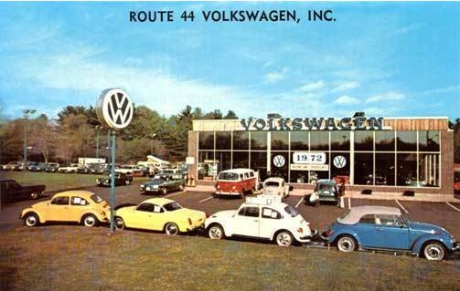 Thesamba Com Route 44 Volkswagen Inc Avon Connecticut