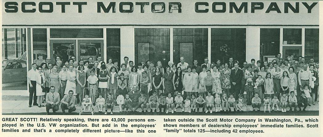 Thesamba Com Scott Motor Co Washington Pennsylvania