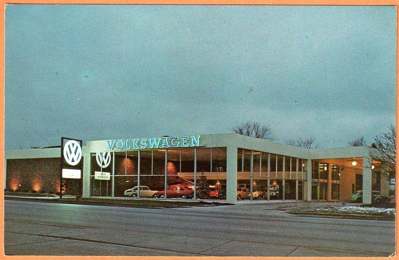 Thesamba Com Scott Volkswagen Inc Libertyville Illinois